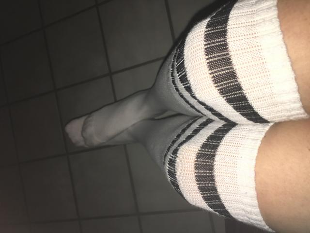 My Stinky Knee Highs