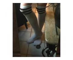 My Stinky Knee Highs